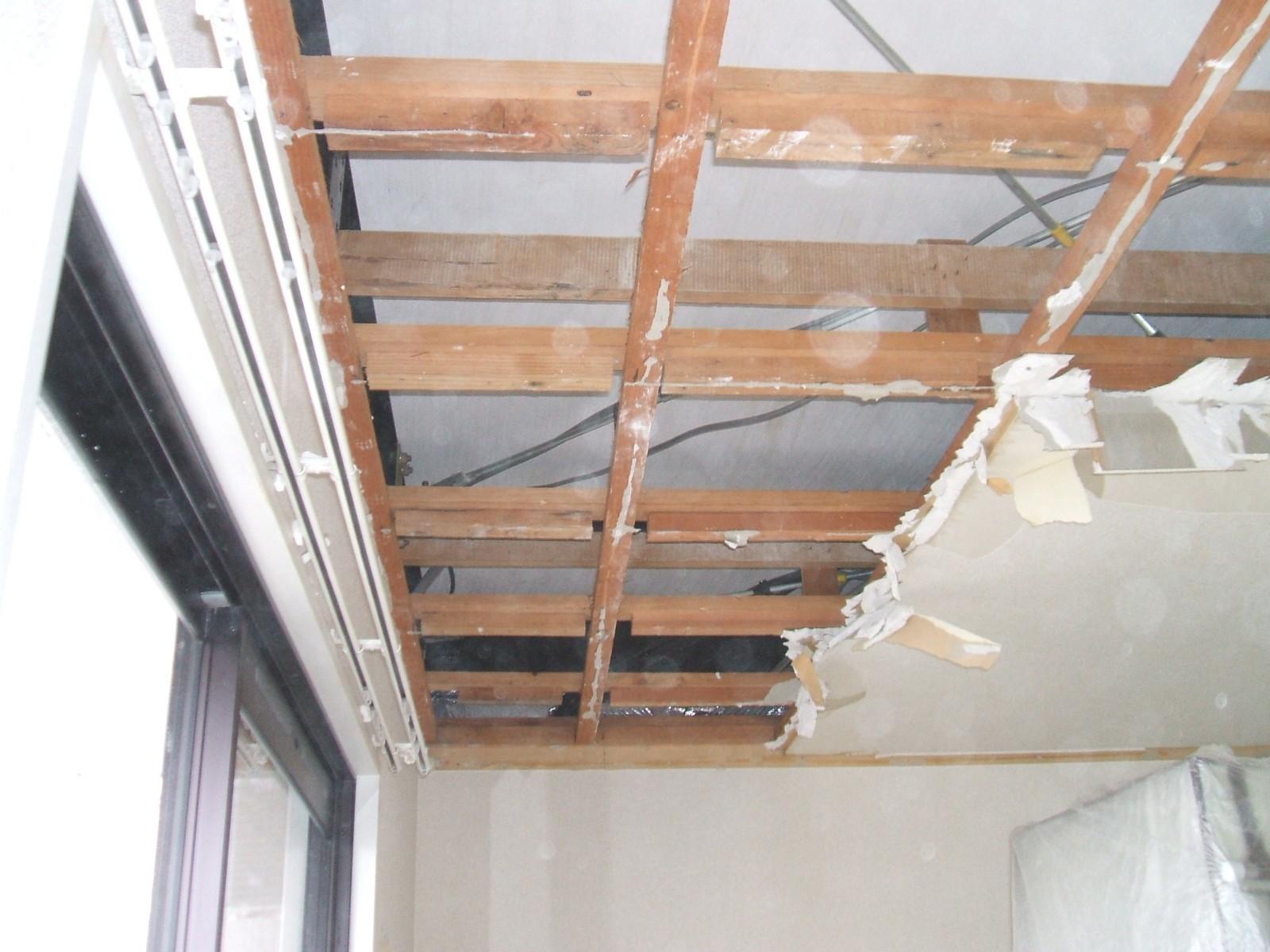 天井工事事例